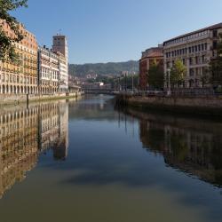Los 10 mejores hoteles de Centro de Bilbao, Bilbao, España