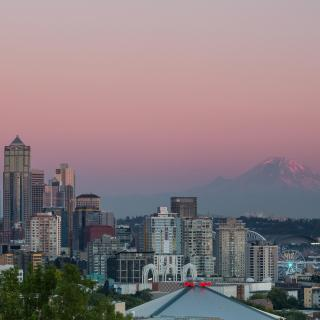 ce qui est datant comme à Seattle