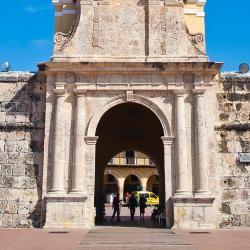 Cartagena's Walls
