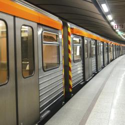 Keramikos Metro Station