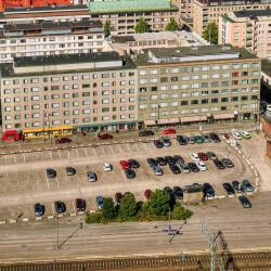 Tammerfors tågstation