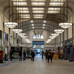 卡地夫中央火車站(Cardiff Central Station)