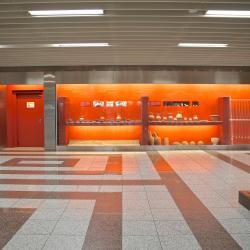 Akropolis Metro Station
