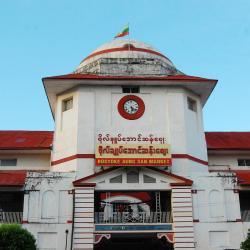 Bogyoke Aung San Market, יאנגון