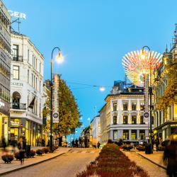 Ulica Karl Johans gate, Oslo