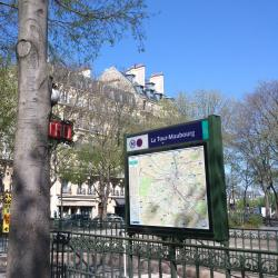إل آى تور ماوبورغ (مترو باريس)