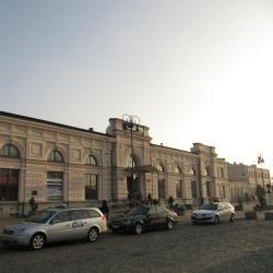 Bialystok Train Station