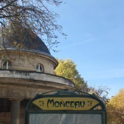 Stazione della metropolitana Monceau