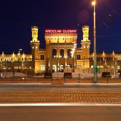 Estação de trem Wrocław Główny