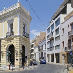 Wijk Kolonaki, Athene