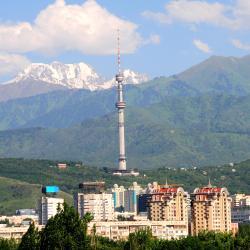 Kok Tobe Mountain, Almaty