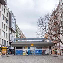 Křižíkova Metro Station