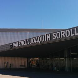 Joaquin Sorolla Train Station