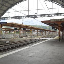 Lourdes Train Station