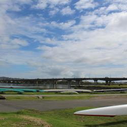 Mangere Bridge (SH20), Auckland