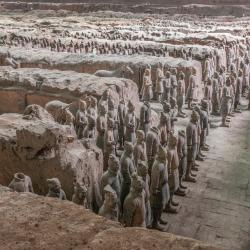 Qinshihuang's Mausoleum