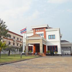 Royal Thai Embassy, Vientiane