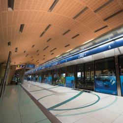 Sharaf DG Metro Station
