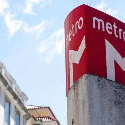 """Метростанция """"Sao Sebastiao"""" - бул. """"Дуке де Авила"""""""