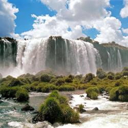 Wodospad Iguazu, Puerto Iguazú