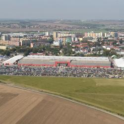 Výstaviště PVA Letňany