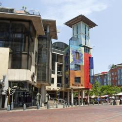 Melrose Arch Shopping Center, Johannesburg