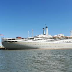 Turbinowiec parowy SS Rotterdam, Rotterdam