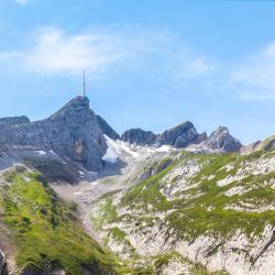 Monte Säntis, Schwagalp