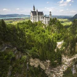 Neuschwansteini loss, Schwangau