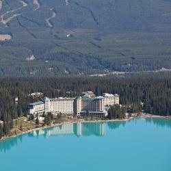 Chateau Lake Louise em Fairmont, Lake Louise