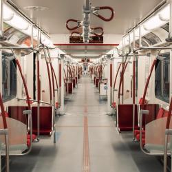 Rosedale Subway Station