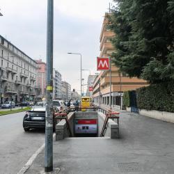 Stazione Metro Turro