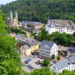 Clervaux Castle, Clervaux