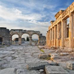 Hierapolis-Pamukkale, Pamukkale