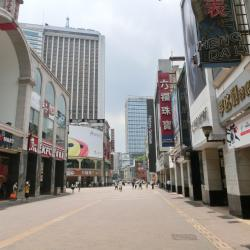 Beijing Road Pedestrian Street, Guangzhou