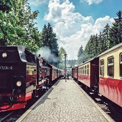 Train Station Wernigerode