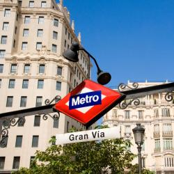 Metroojaam Gran Via