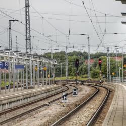 Hauptbahnhof Rostock