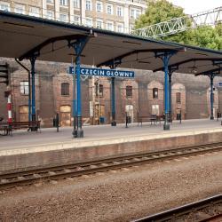 Szczecin Central Train Station