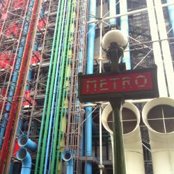 Stazione Metro Rambuteau