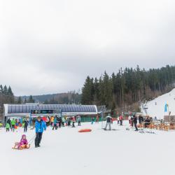 Ski Areal Hromovka