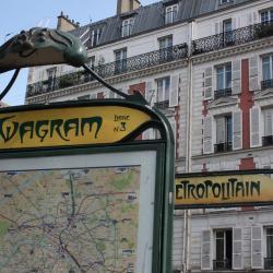 Σταθμός Μετρό Wagram