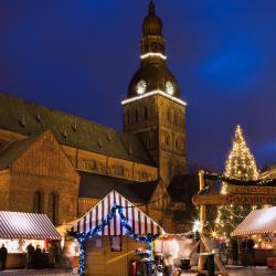 Riga Christmas Market, ريغا