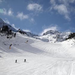 阿林薩爾(帕爾-阿林薩爾滑雪場), 阿林薩爾