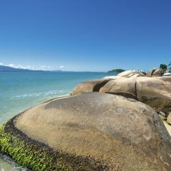 Bãi biển Praia dos Ingleses, Florianópolis