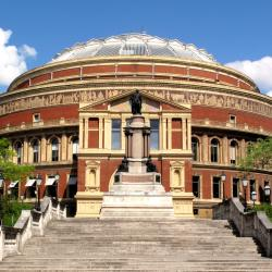a Royal Albert Hall