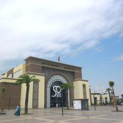 Estación de tren Marrakech