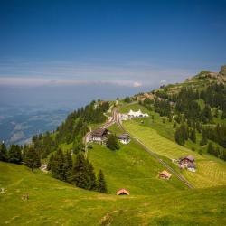 Monte Rigi, Kulm