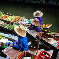Πλωτή Αγορά της Πατάγια