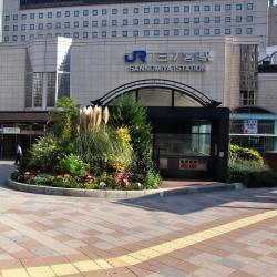 Železničná stanica Sannomiya